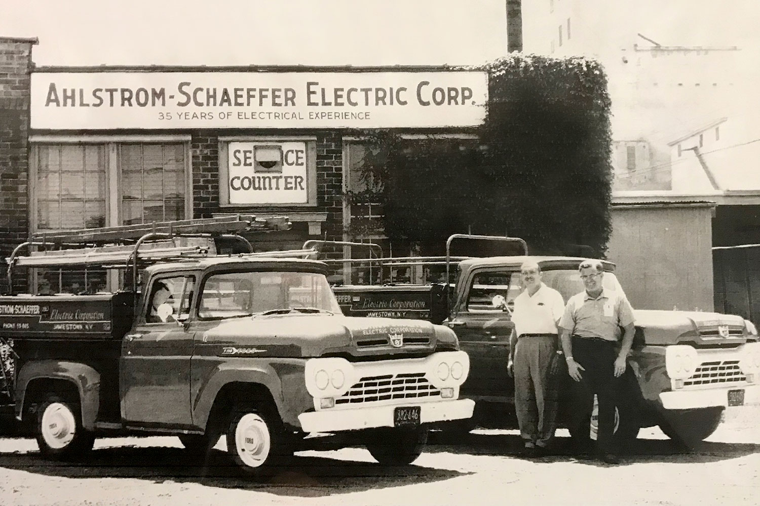 Ahlstrom Schaeffer Electrical Company since 1957